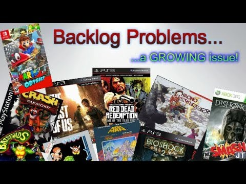 Severe Backlog Problems - A Growing Issue In the Video Game Industry!