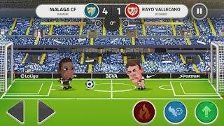 Head Soccer La Liga 2016 Android Gameplay