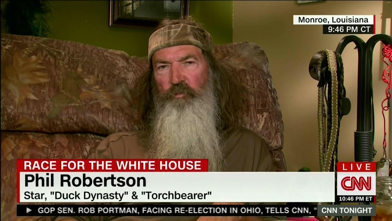 Image result for phil robertson donald trump