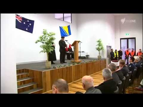 Bosnian Muslim community centre opens in Melbourne - 7.06.2015