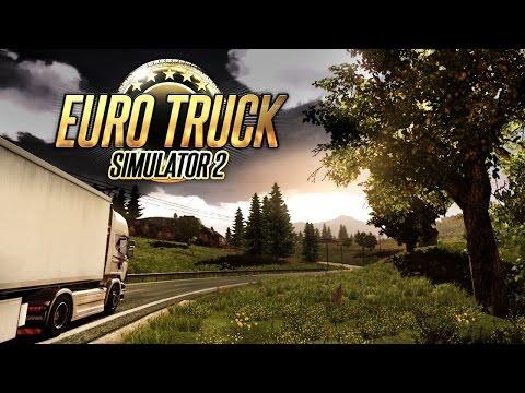 Scandinavia Map DLC! (Euro Truck Simulator Ep1)