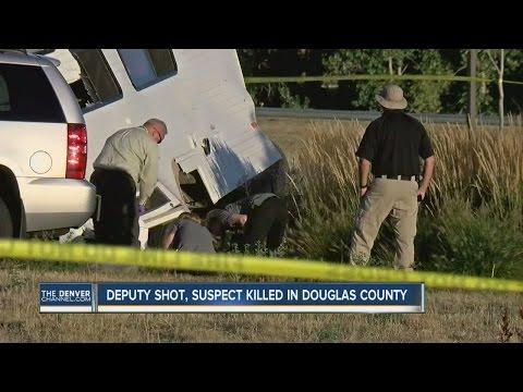 Deputy shot, suspect killed in Douglas County