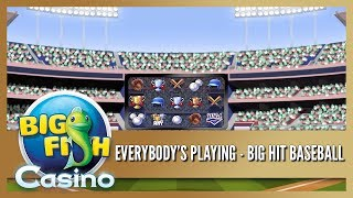Big Fish Casino - Big Hit Baseball - Free Casino Game on iOS & Android - Play Now