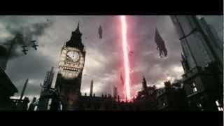 Mass Effect 3: Take Earth Back Trailer (FemShep Version)