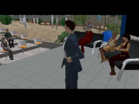 Inaugural CPA Australia Second Life event