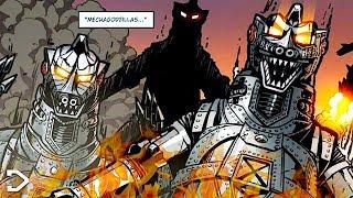 History of MechaGodzilla - KAIJU LORE