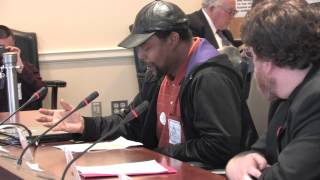 Randolph Ford - United Workers Paid Sick Leave Testimony - Annapolis, MD, 2014
