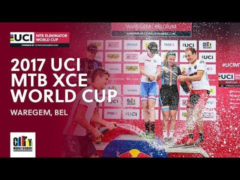 2017 UCI Mountain bike Eliminator World Cup - Waregem (BEL) full report