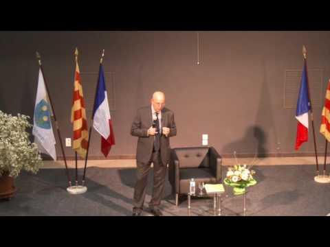 Conférence Patrick Buisson