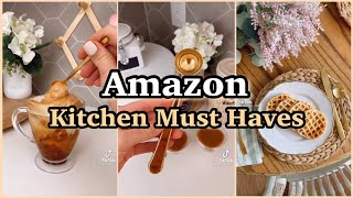 TikTok Compilation    Amazon Kitchen Must Haves and Favorites with Links! Kitchen Gadgets