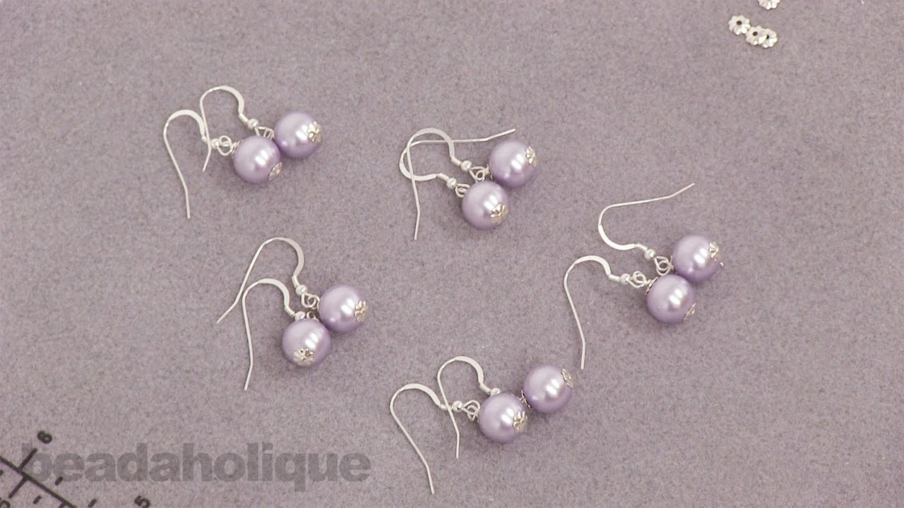 How to Make 5 Pairs of Bridesmaids Earrings for Under $20 ...