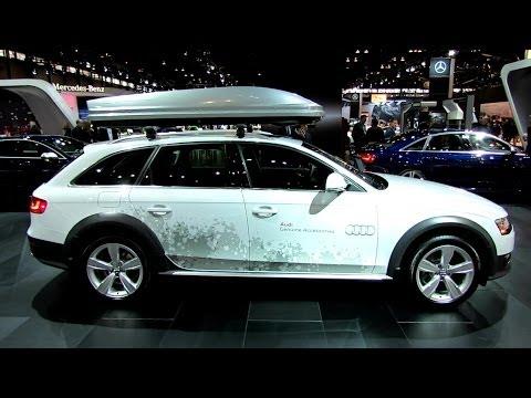 2014 Audi A4 Allroad Exterior And Interior Walkaround 2014