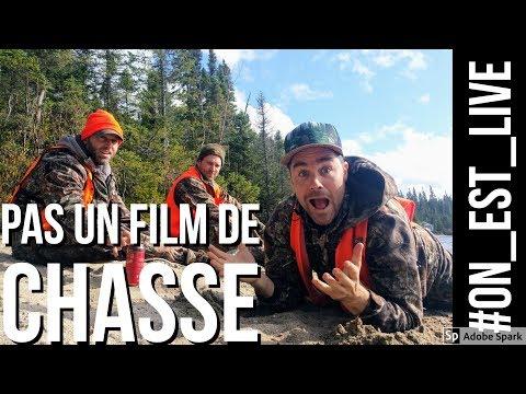 La Chasse Aérienne   Monts Valin, Québec   Gopro Et DJI Spark   #ON_EST_LIVE