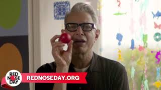 Jeff Goldblum Favorite Things to Do For Fourth of July   Red Nose Day USA