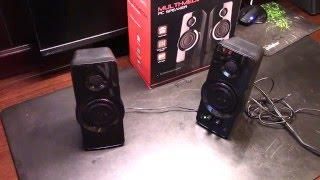 BlackWeb 9.9 Speaker System Review