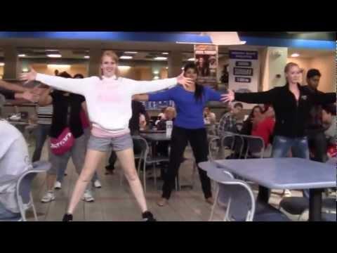 Indiana State University - Flash Mob