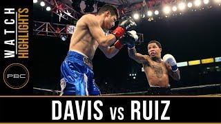 Davis vs Ruiz Highlights: February 9, 2019 - PBC on Showtime