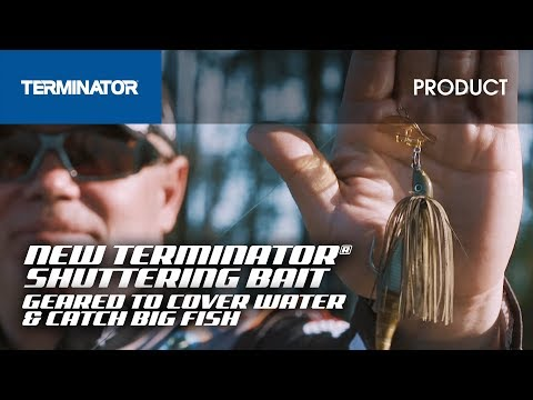New Terminator® Shuttering Bait - Geared To Cover Water & Catch Big Fish