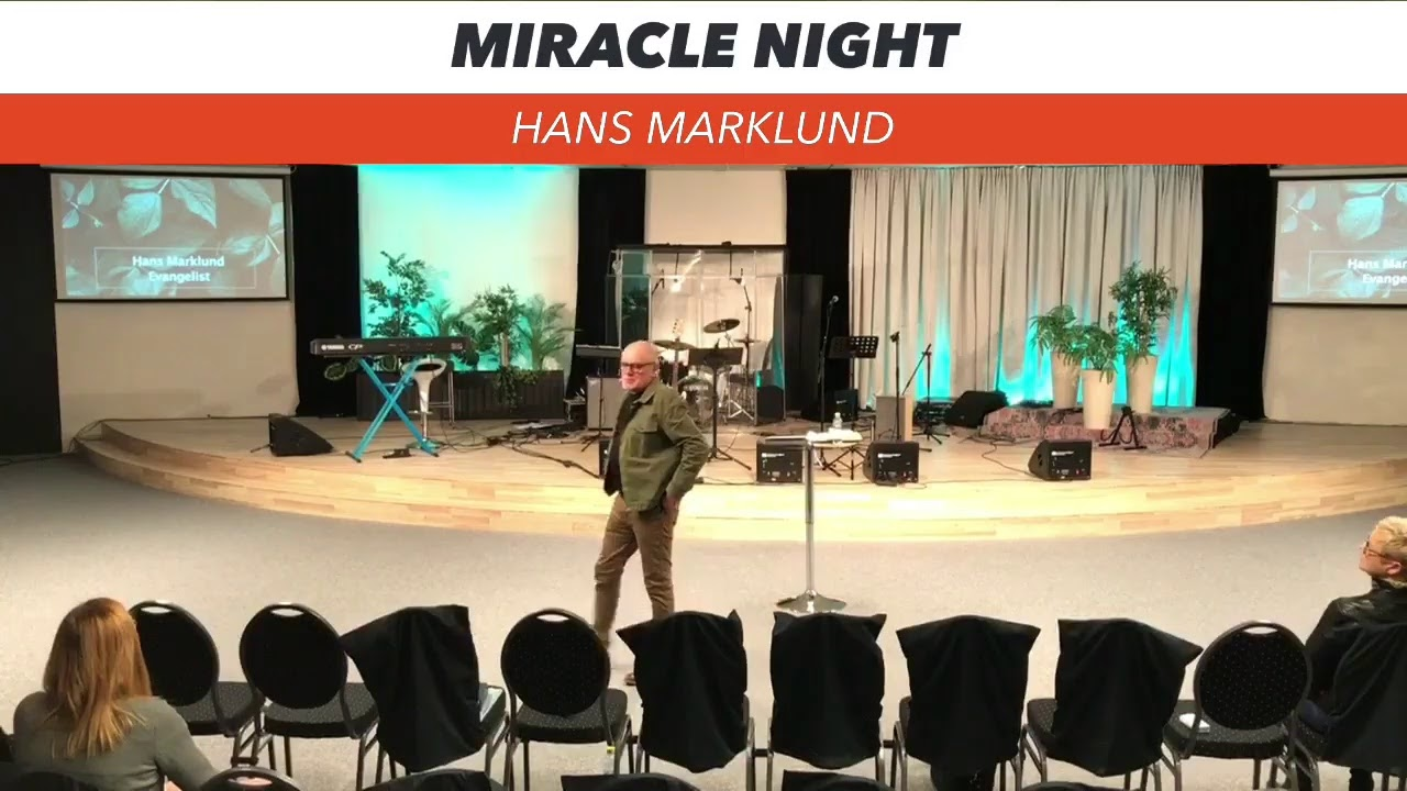 Miracle Night 19/11-2020 Hans Marklund