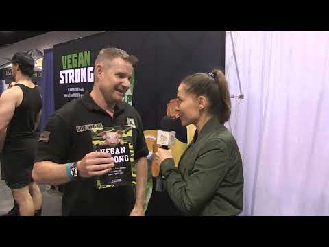Vegan Strong, Sgt. Vegan - The Fit Expo Anaheim 2019