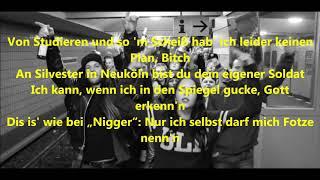 Juju & Said - Berliner Schanuze Lyrics Video by Eme Lie