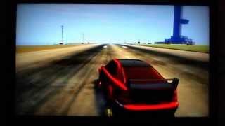 GTA 4 PS3 Sultan RS drift (HUN)