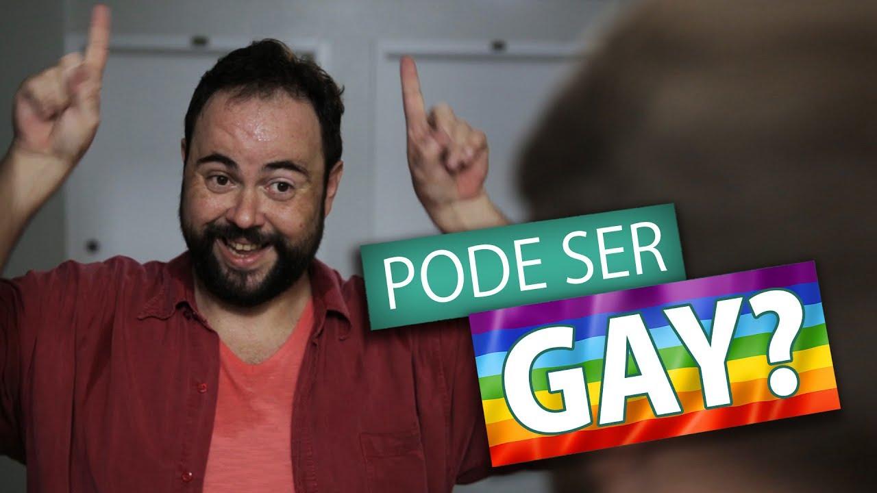 PODE SER GAY?