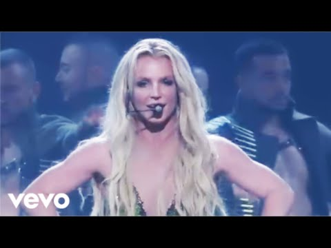 Britney Spears - Work B**ch (Live from Apple Music Festival,