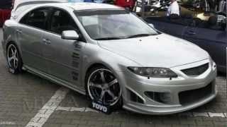 Mazda 6 - Tuning - Body kit
