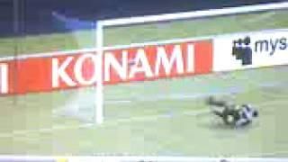 Il Primo gol di un portiere su cross Betis-Barcellona