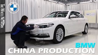 BMW Production in China