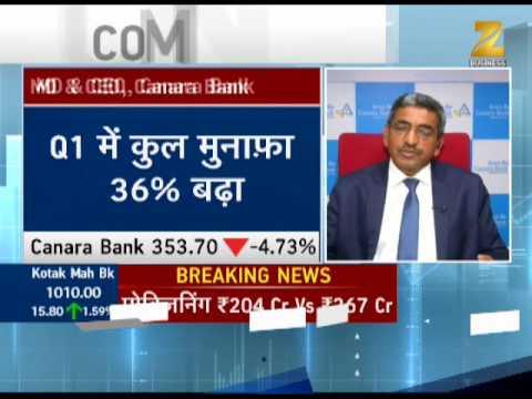Aapka Bazaar: Kotak Mahindra Bank profit figures less than estimate, asset quality stable (Part-4)