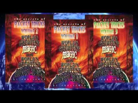 The Secrets of Packet Tricks (World's Greatest Magic) - DVD
