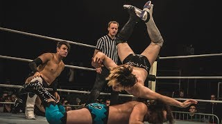 Hunter Brothers vs South Coast Connection (Defiant Wrestling #8)