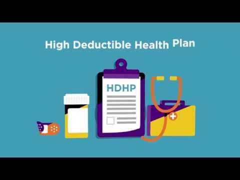 GEHA's 2019 High Deductible Health Plan (HDHP)