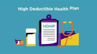 How an HSA works with a High Deductible Health Plan
