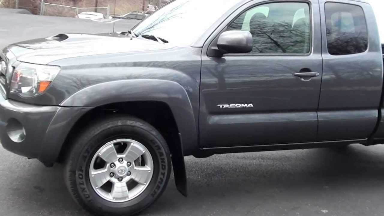 FOR SALE 2009 TOYOTA TACOMA TRD SPORT SR5 1 OWNER STK P5969A