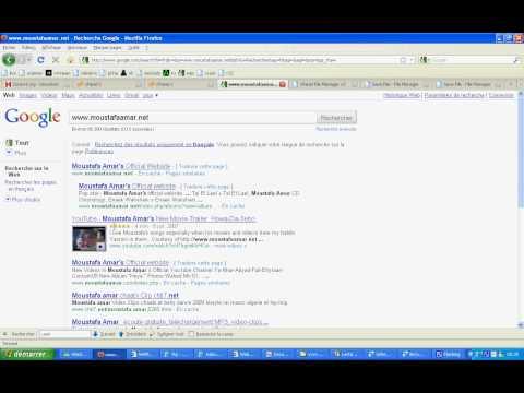 kader11000 hack moustafa amar web site (مصطفى قمر)