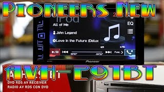The unboxing of Pioneers new AVH 291BT