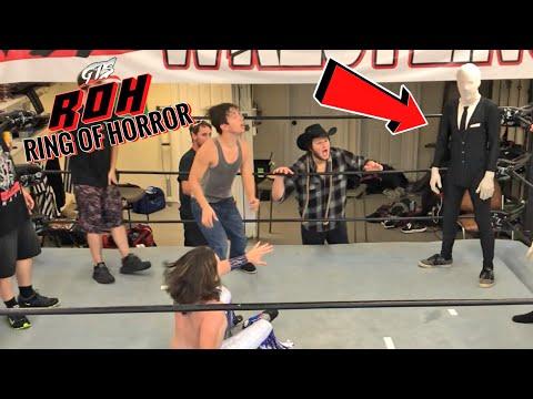 SLENDERMAN Returns for Important GTS Royal Rumble!