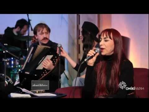 Leman Sam - Şarkıcı / #akustikhane #sesiniac
