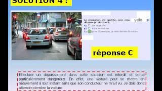 Code de la route CE2 test 2