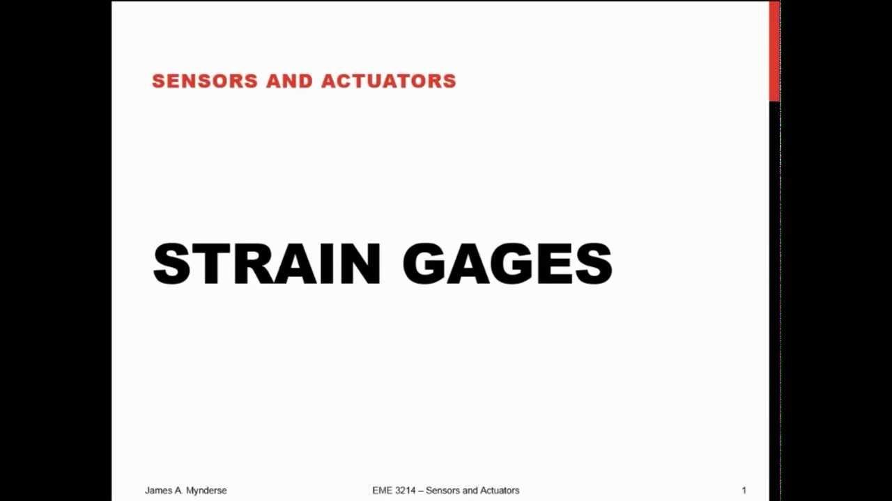 eme 3214  strain gauge basics