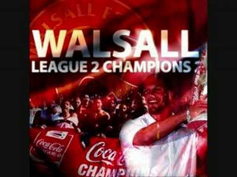 walsall fc tribute