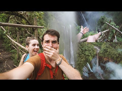 THE SCARIEST HIKE EVER! - Java Indonesia