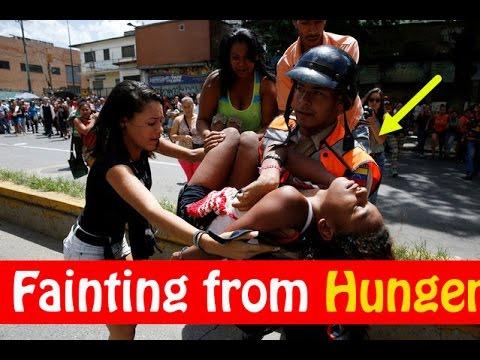 Children in Venezuela are fainting from hunger | LTn Live Video