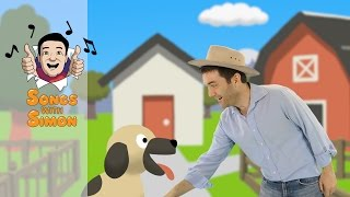 Old MacDonald had a Farm | Nursery Rhymes and Songs for Kids by Songs with Simon