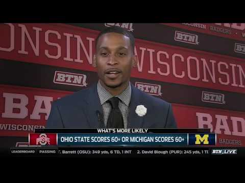 What's More Likely: Ohio State or Michigan Scores 60+?