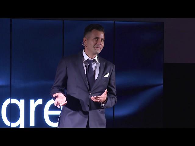 Živim svoju ljubav kroz svoj posao | Ante Vrban | TEDxZagreb