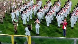 In memoria di chi è andato avanti: Silenzio fuori ordinanza 3 trombe Soliste e Inno Italia